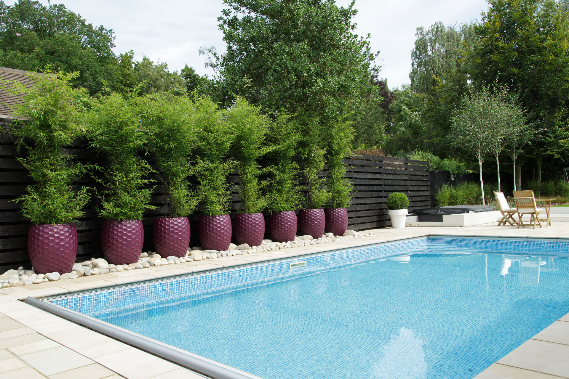 Who we are garden designer windsor ascot wentworth for Kenny pool design